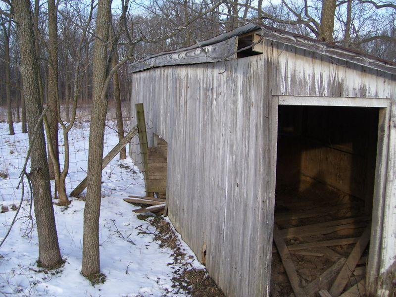 Abandoned Hog House best
